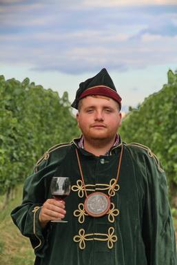 Aranyi Botond ceremóniamester