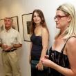 Monori borok a Spiritusz Galéria kiállítás megnyitóján