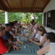 Lions évzáró összejövetel a KerBor Kft. vendégházában