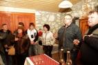 Monori Pincefalu, bortúra Mórra, borkóstoló