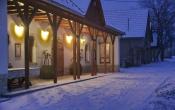 Monori Pincefalu télen