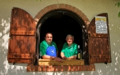 Borrendünk részt vett az Ó-hegyi Bornap és Főzőfesztiválon
