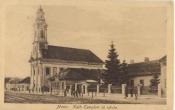 Katolikus templom és Iskola
