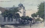 Zsinagóga a Dózsa Gy. utcában