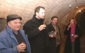 Látogatás az Orlik Sándor pincészetbében