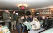 Strázsa-hegyi Polgárőr Egyesület alakuló ülése. Monor