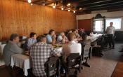 Magyarországi Pincefalvak Vidékfejlesztési Szövetség közgyűlés Hajóson