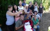 Koccintás 2013 Monori Pincefalu, borkóstoló, bortúra
