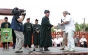 Monori Pincefalu, Orbán-napi Vigadalom, Város Bora díj átadása