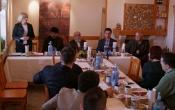 Borvidékek Hétvégéje Sajtótájékoztató 2012