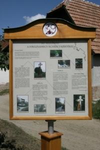A Strázsa-hegy egyedi tájértékei, Monori Pincefalu