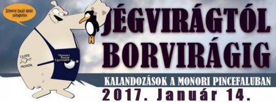 Jégvirágtól Borvirágig 2017