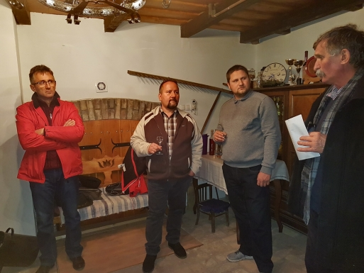 Monori Környéki Strázsa Borrend nagytanácsai értekezlet