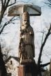 Szent Orbán szobrának avatása a Strázsa-hegyen 1993.05.21