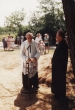 Szent Orbán szobrának az avatása a Strázsa-hegyen 1993.05.21